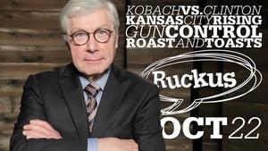 Kobach vs Clinton, KC Rising, Gun Control - Oct 22, 2015