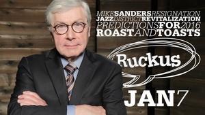 Sanders Resigns, Jazz Dist, 2016 Predictions - Jan 7, 2016