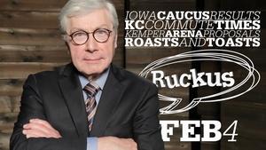 Iowa Caucuses, KC Commute Times, Kemper Arena - Feb 4, 2016