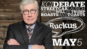 KCI, Streetcar Launch, George Will vs Trump - May 5, 2016