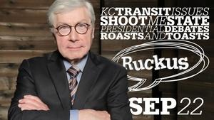 KC Transit Issues, Shoot Me State, Pres Debate-Sep 22, 2016