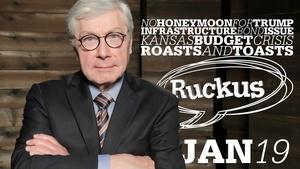 Trump Honeymoon, Infrastructure Bond, KS Budget-Jan 19, 2017