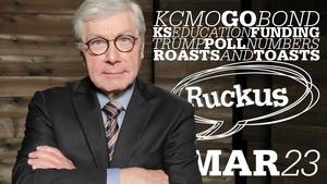 KCMO GO Bond, KS Ed Funding, Trump Approval  - Mar 23, 2017