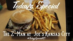 The Z-Man at Joe's Kansas City