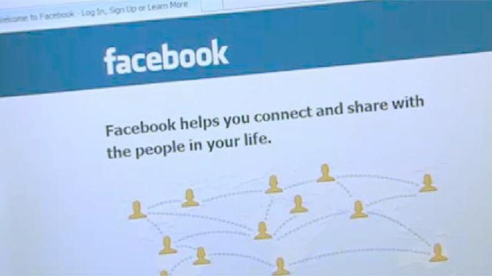 Facebook Scams image