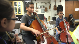 Golden Apple Moments: Yakima Music en Accion