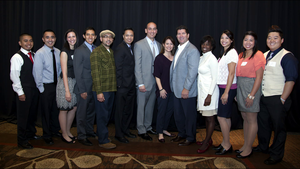Golden Apple Moments: Martinez Fellows Program