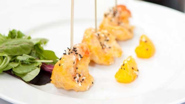 Video: Grand Marnier Prawns | Watch KCTS 9 Chefs Online | KCTS 9 Video