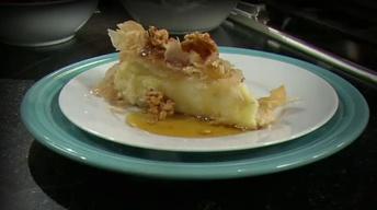 Semolina Custard Tart