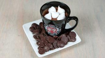 Super Chocolaty Hot Chocolate & Vanilla Bean Marshmallows