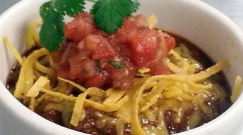 Texas-Style Steak Chili