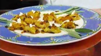 how to make sweet potato gnocchi video