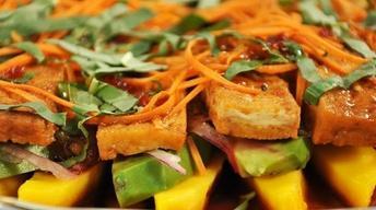 Lena's Mango & Tofu Salad
