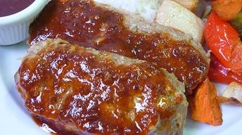 Brian's Bacon Meatloaf