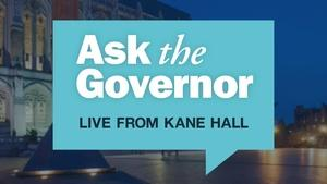 Ask the Governor 2015