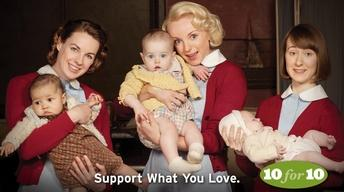 Support What You Love in July: Drama and Mystery | KCTS 9