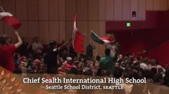 Chief Sealth International High School, Seattle