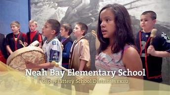 Neah Bay Elementary, Neah Bay
