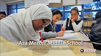 Asa Mercer Middle School, Seattle