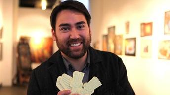 "Jeff Chiba Stearns on ""Yellow Sticky Notes"""