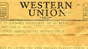 Delivering War Telegrams in Everett