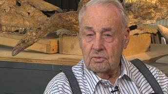 Rancher Archaeologist - Dr. George  Frison