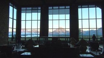 Architecture of the Tetons
