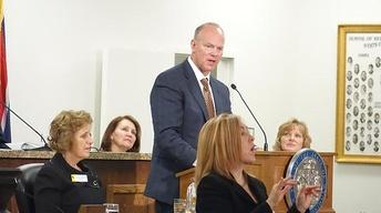 Wyoming Governor Matt Mead's 2017 State of the State Address