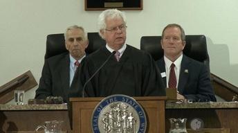 2017 Wyoming State of the Judiciary Address