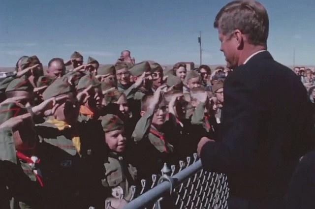 JFK & Wyoming