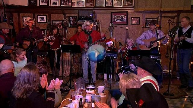 Buffalo (Wyo.) Bluegrass Christmas