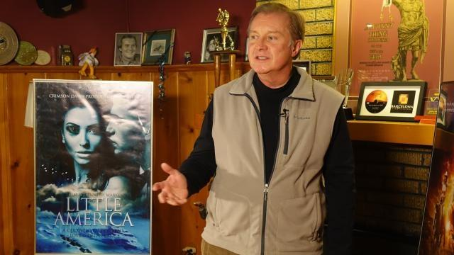 Filmmaker Kenneth Marken