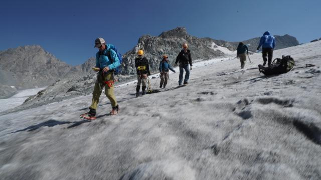 Interdisciplinary Climate Change Expedition