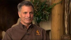 Wyoming State Treasurer Mark Gordon