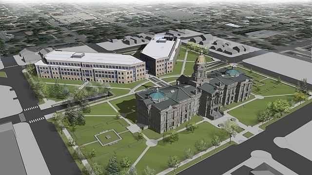 The Capitol Square Project - A Progress Report