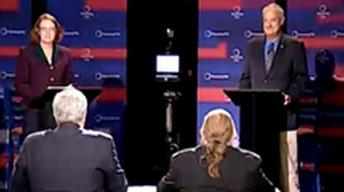 Decision 2010: Wyoming Primary Election Debate: State...