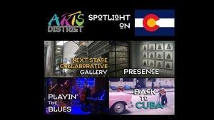 Arts District: Spotlight on Colorado II