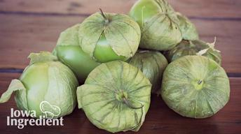 Tomatillos | Iowa Ingredient