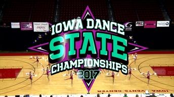 2017 Iowa State Dance Team Championships