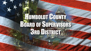 Humboldt County Board of Supervisors 3rd District