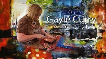 On the Next Gallery America | Artist Gayle Curry