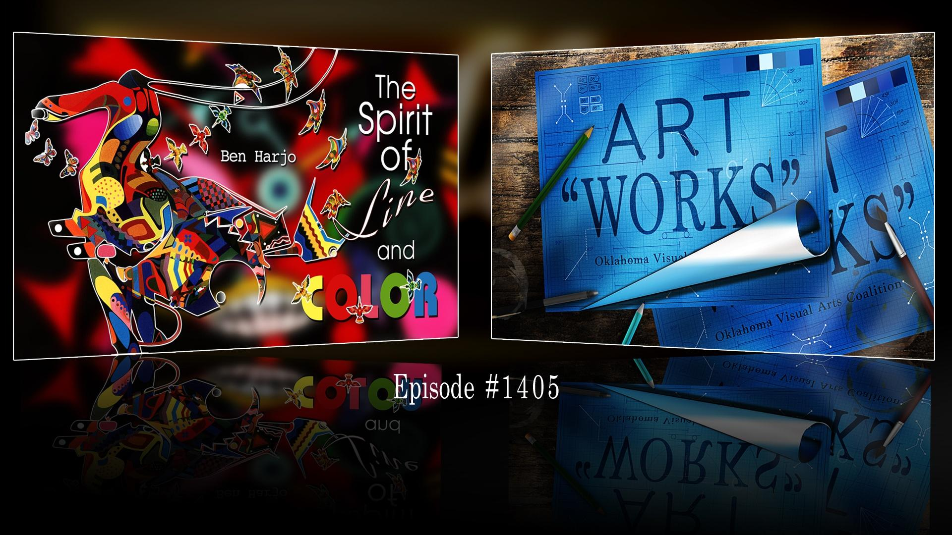 Video 1405 art works the spirit of line and color for Oeta schedule