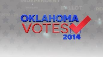 Oklahoma Votes: Midterm Clinton Wieden