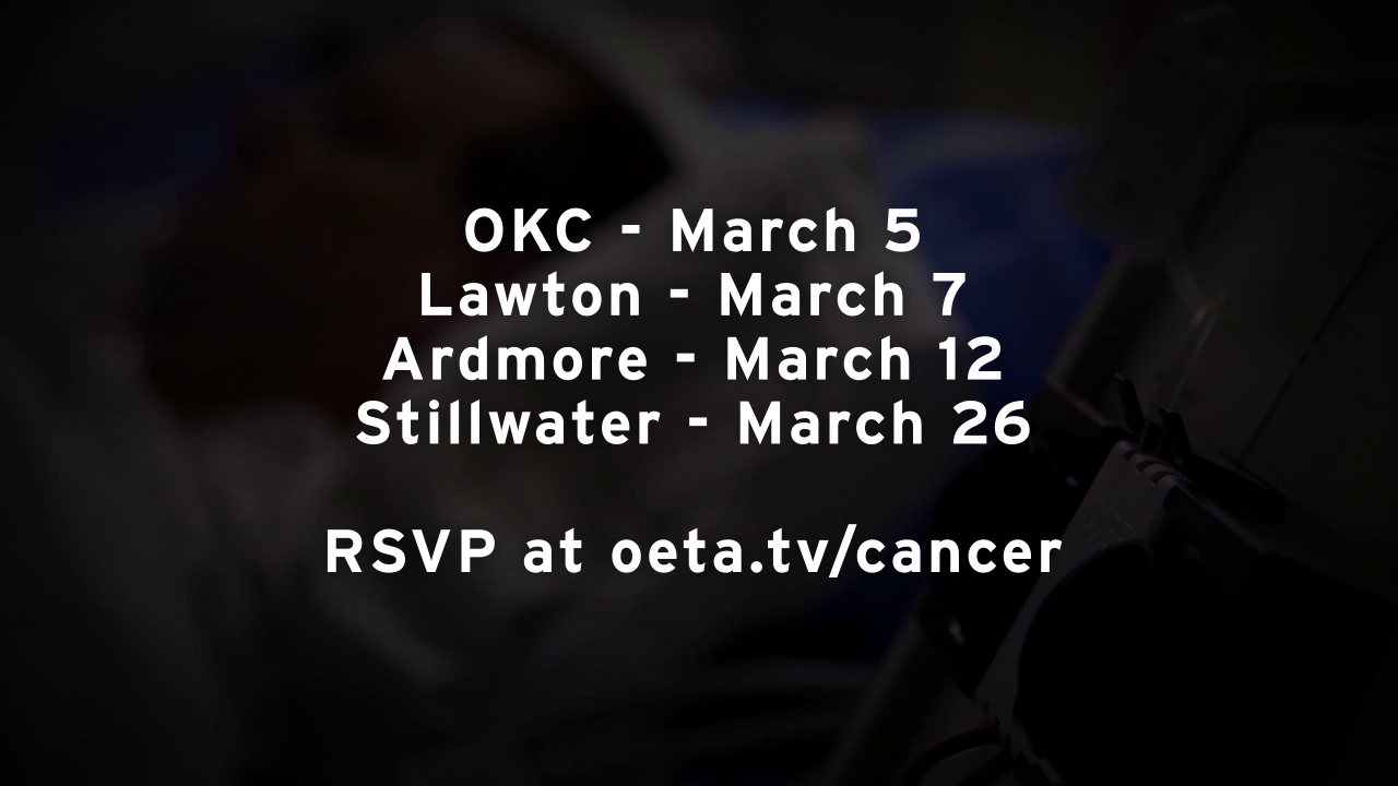 Video the cancer project promo watch oeta presents for Oeta schedule