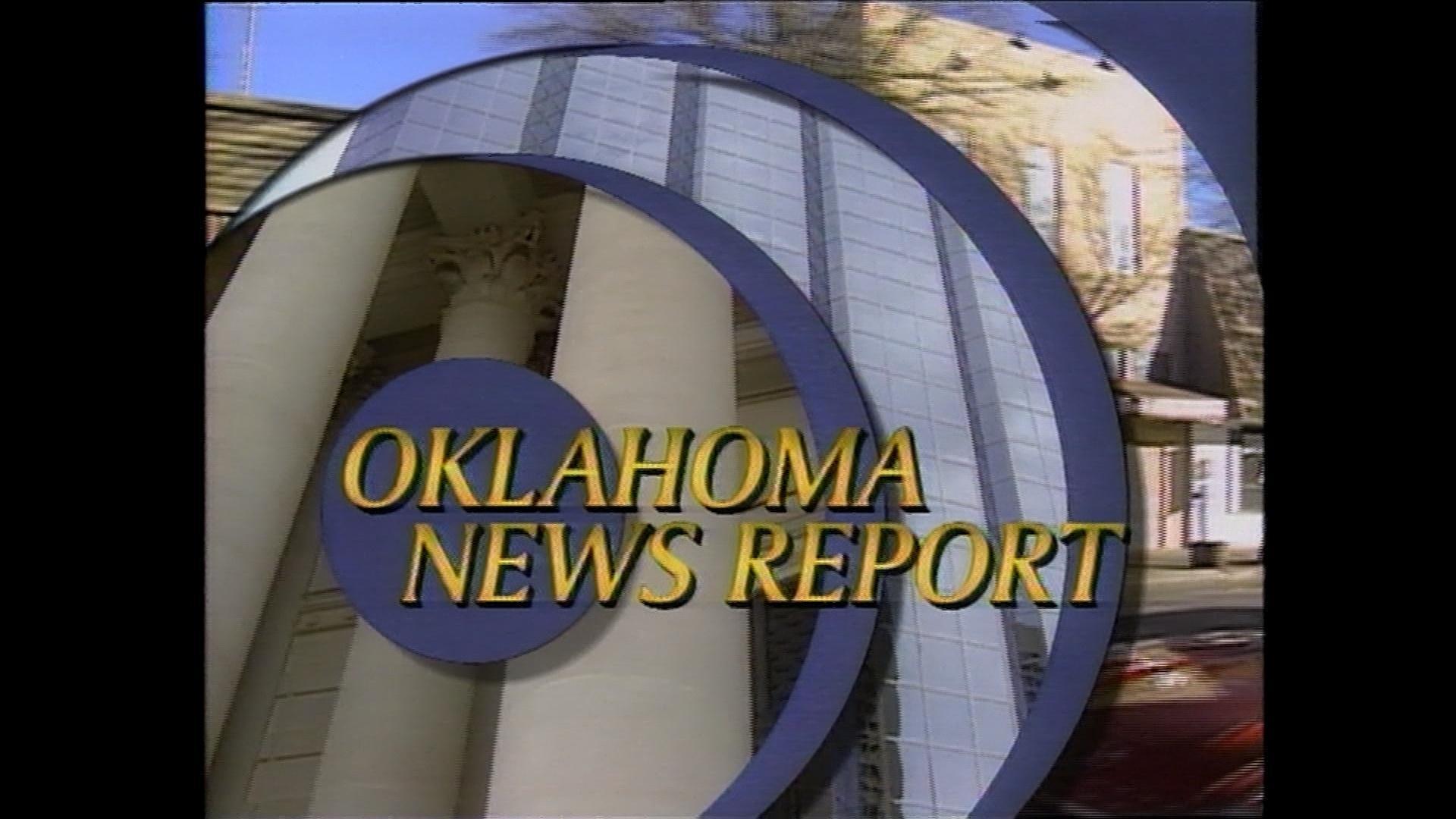 Video Oklahoma News Report 4 20 1995 Watch Oeta