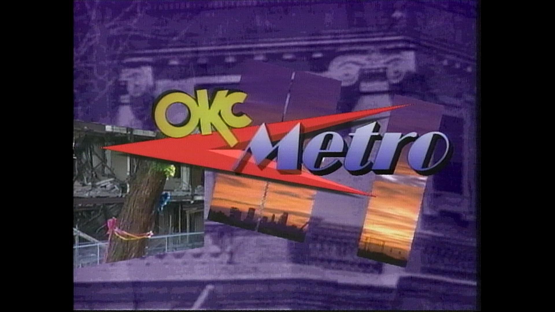 Video Okc Metro Opening Of Okc National Memorial