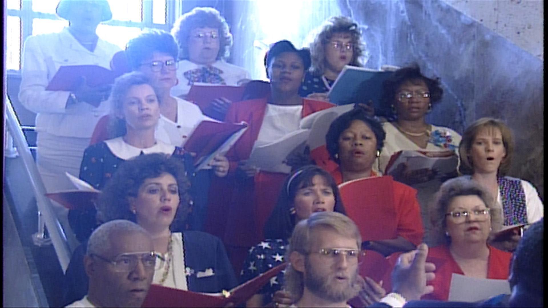 Video Okc Bombing Choir Watch Oeta Presents Online