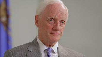 Former Governor Frank Keating Full Interview
