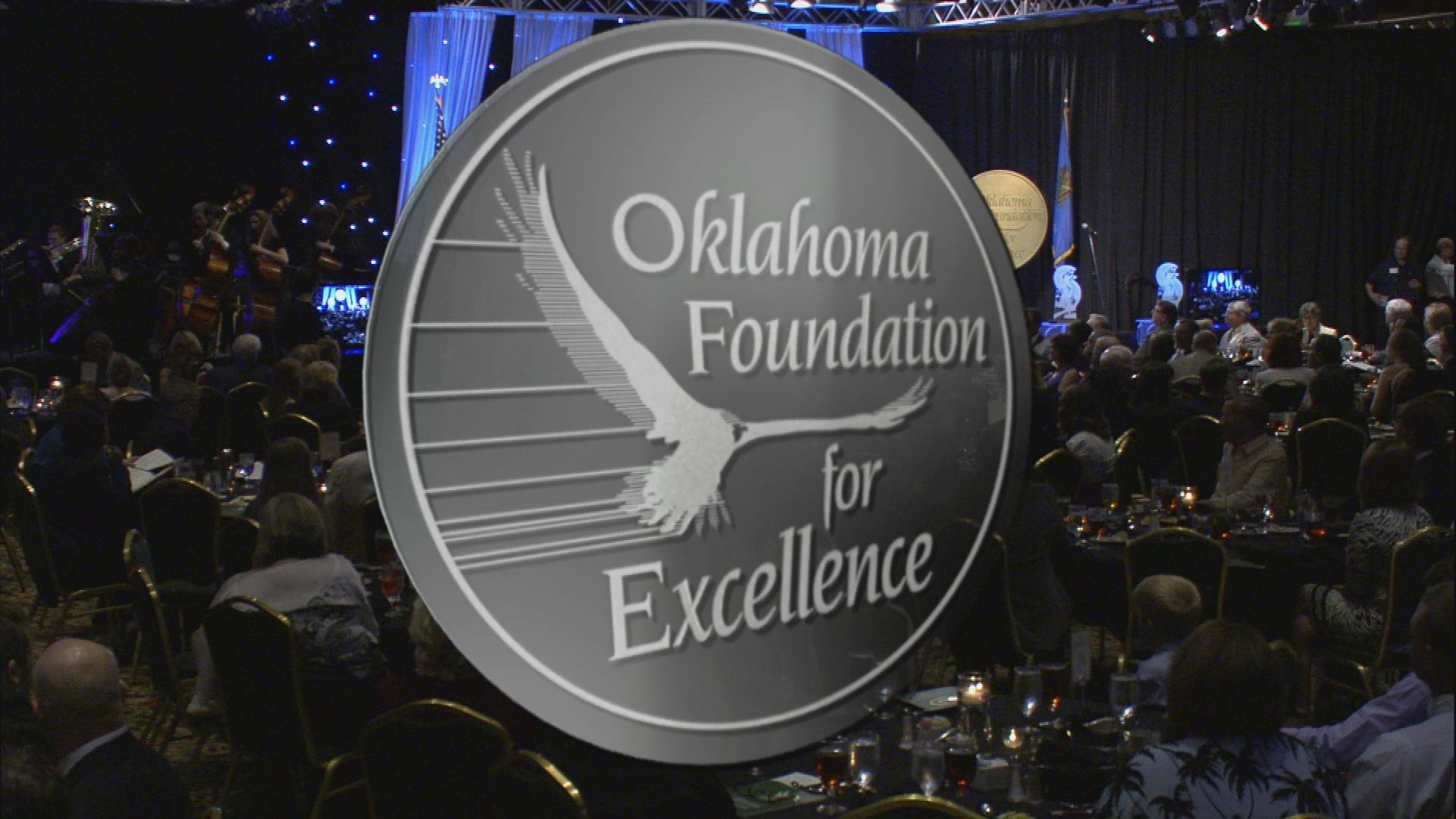 Video oklahoma foundation for excellence awards banquet for Oeta schedule