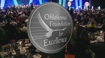 Oklahoma Foundation for Excellence Awards Banquet 2016